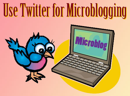 twitter-for-microblogging