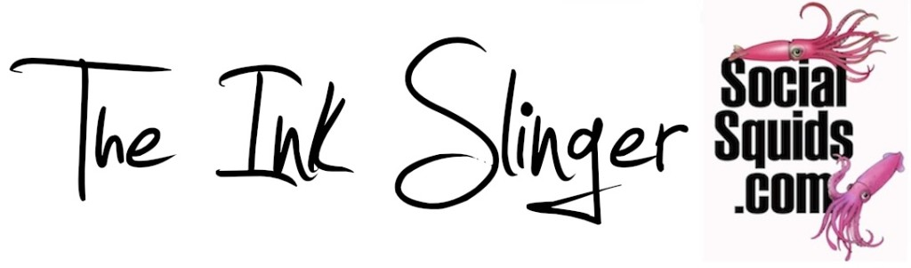 ink slinger talks about writing simple to engage people