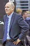 George Karl, the human