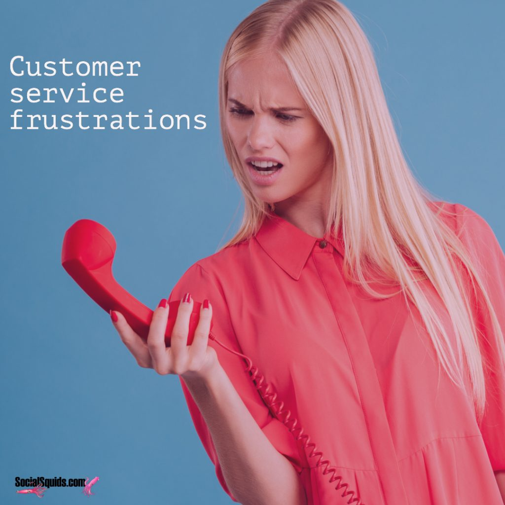 Small businesses need great customer service